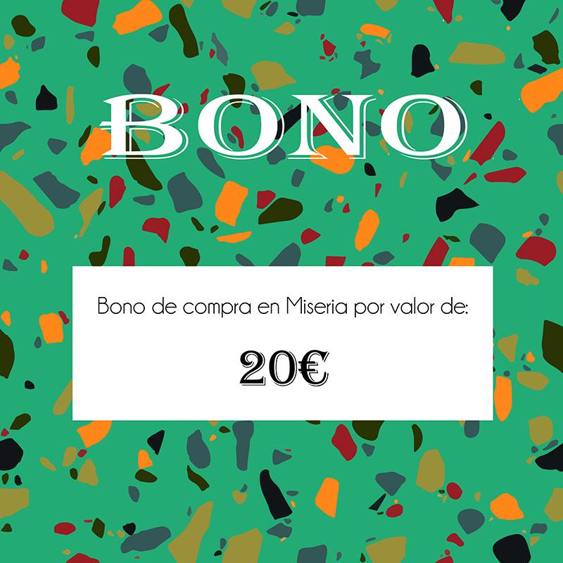 bono de 20 euros