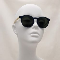Gafas comel azul-nácar