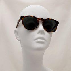 Gafas siroco carey claro con lente gris