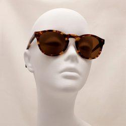 Gafas siroco carey claro con lente marrón