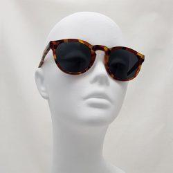 Gafas siroco losetado con lente gris