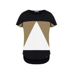 Camiseta Pitágora aequilaterus negro - duna