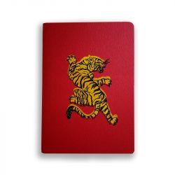 Libreta Red Tiger mini